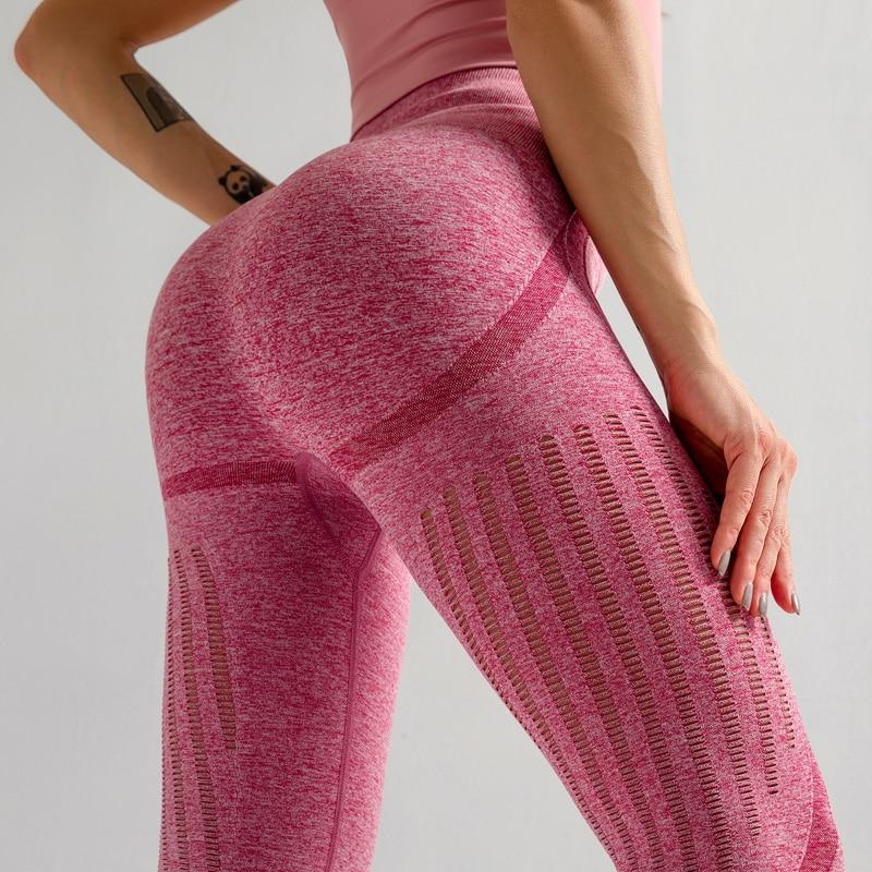 Womens Tummy Control yoga leggings - Hamilton Fitness Apparel