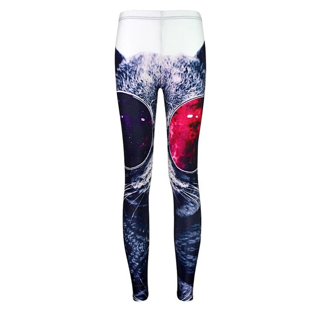Womens  Printed leggings - Hamilton Fitness Apparel