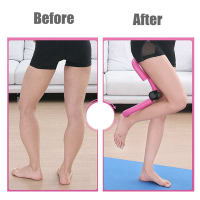 Thin Stovepipe Clip Slim Leg Fitness Thigh Master - Hamilton Fitness Apparel
