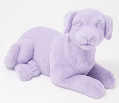 Barbara King Faux Velour Indoor/Outdoor Animal Dog, - Midtown Bargains