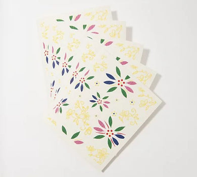 Temp-tations Set of 5 Swedish Dish Cloths Confetti, - Midtown Bargains