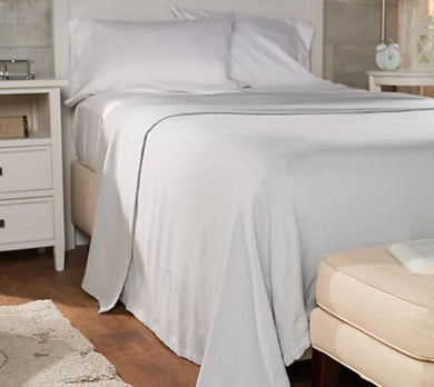 Home by SHR Dual Spun Cotton King Blanket - Midtown Bargains