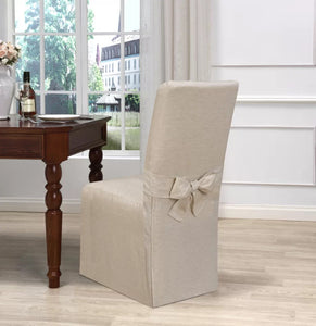 60% Off - Dining Chair Slipcover