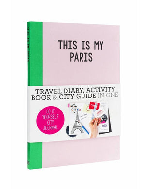 This is my Paris Journal / Notebook - Midtown Bargains