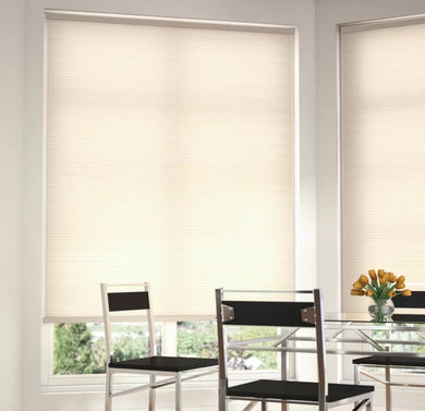 80% Off - Light Filtering Pure White Cellular Shade 31.5