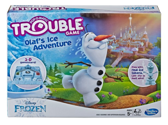 Trouble Game For Kids - Midtown Bargains