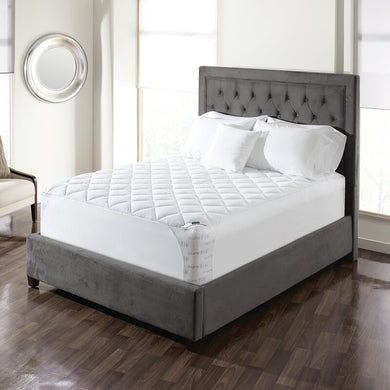Duo Comfort Mattress Pad, King - Midtown Bargains
