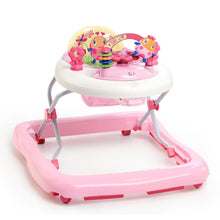 Pretty in Pink Walk-A-Bout Baby Walker JuneBerry Delight - Midtown Bargains