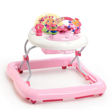 Pretty in Pink Walk-A-Bout Baby Walker JuneBerry Delight