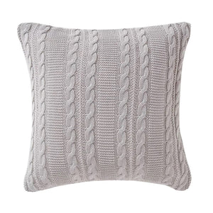 "18""x18"" Dublin Square Throw Pillow VCNY - Midtown Bargains"