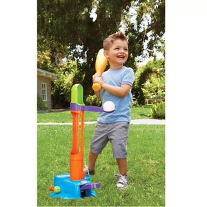 Little Tikes 3-In-1 Triple Splash T-Ball Set with 3 Balls - Midtown Bargains