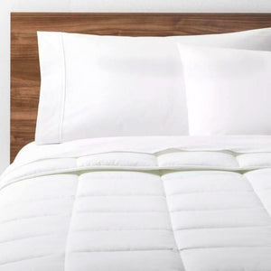Made By Design Solid Down Alternative Comforter, King - Midtown Bargains