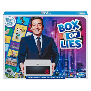 Tonight Show - Box of Lies Board Game - Midtown Bargains