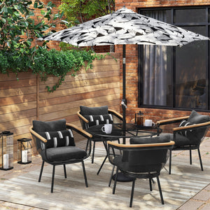Clearance: 60% Off - Bangor 4 Person Patio Dining Table