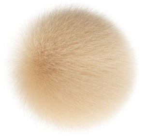 Nuckees Beige Pom Phone Grip - Midtown Bargains