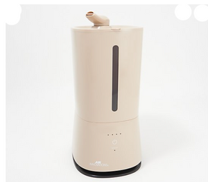 Air Innovations 1.3 Gallon Top Fill SensaTouch Humidifier Taupe,