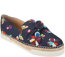 Vince Camuto Canvas Slip On Espadrilles - Tratida Size 8, 8-1/2 - Midtown Bargains