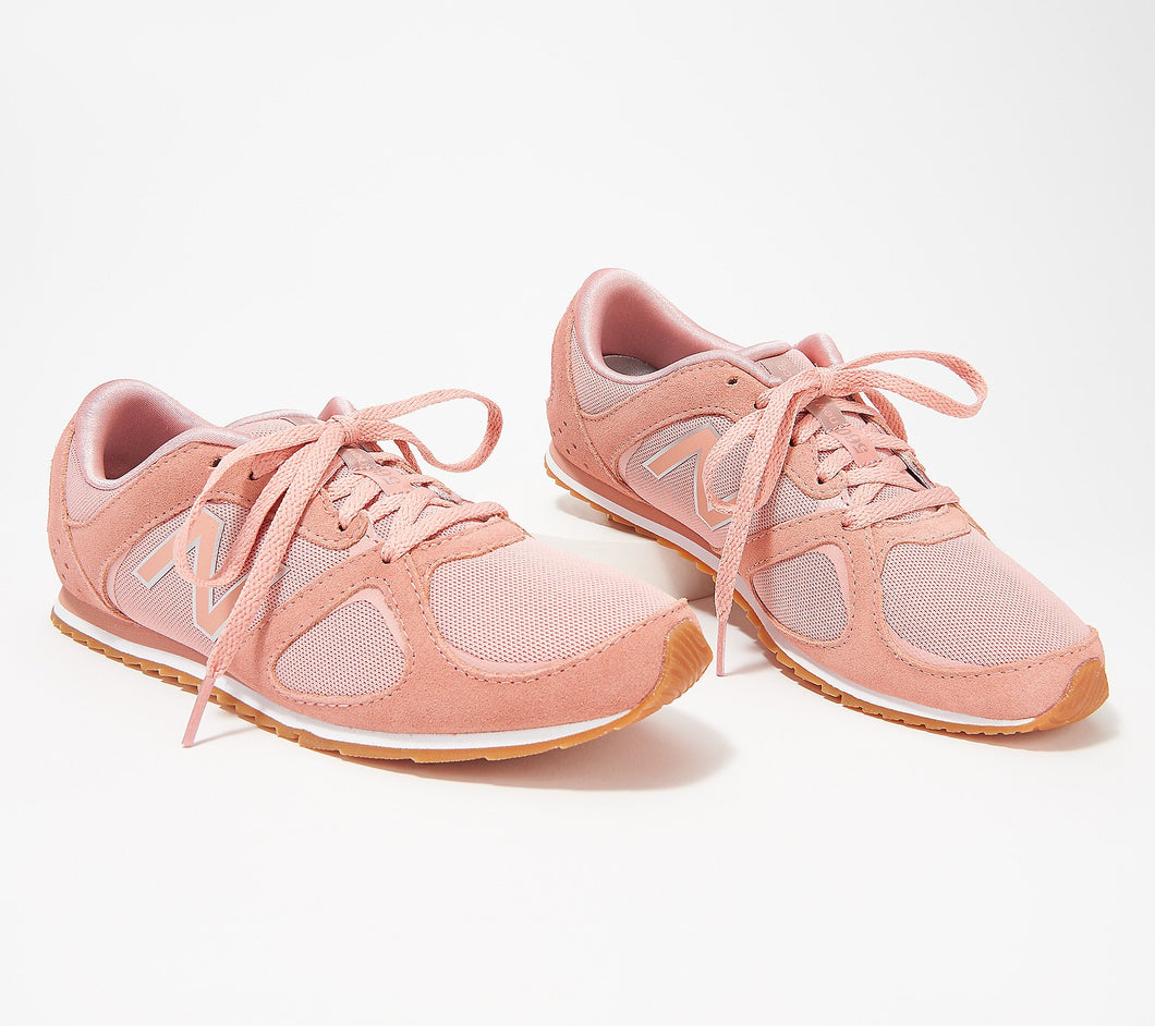 New Balance x Isaac Mizrahi Live! Lace-up Sneakers - 560, Size 9 Wide - Midtown Bargains