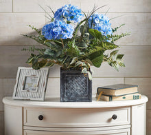 Watercolor Hydrangea in Pot by Valerie Pink - Midtown Bargains
