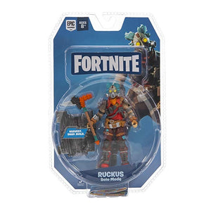 Fortnite Solo Mode Core Figure Pack, Ruckus