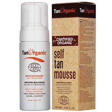 TanOrganic Eco-Certified Self-Tanning Mousse