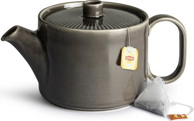 Sagaform Coffee & More Teapot - Grey - Midtown Bargains