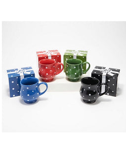 Temptations Set of 4 Oven-Safe 16-Oz Mugs in Gift Box