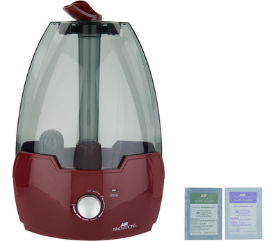 Air Innovations 1.6 Gallon Ultrasonic Humidifier with 2 Aroma Pads