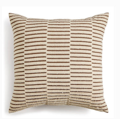 "Hotel Collection Honeycomb 18""x18"" Decorative Throw Pillow - Midtown Bargains"