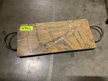 Rainforest Marble Serving Tray - Midtown Bargains