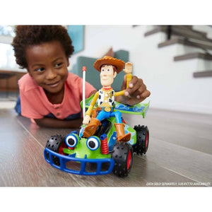 Toy Story RC Free Wheel Buggy Car - Midtown Bargains