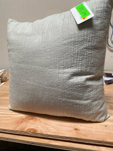 "Hotel by Charter Club Seaglass 22"" x 22"" Decorative Pillow"