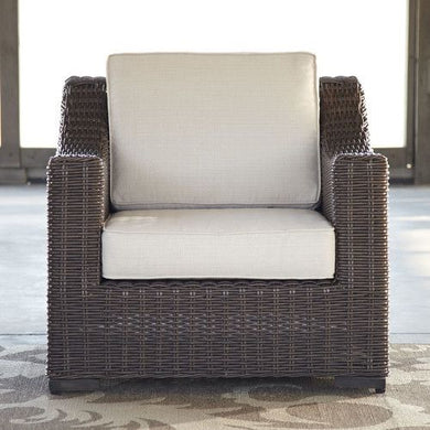 Clearance: 70% Off - Montclair Wicker Chair