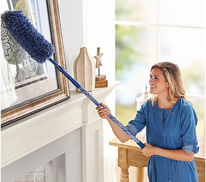 6-Piece Easy Reach Microfiber Duster Set - Midtown Bargains