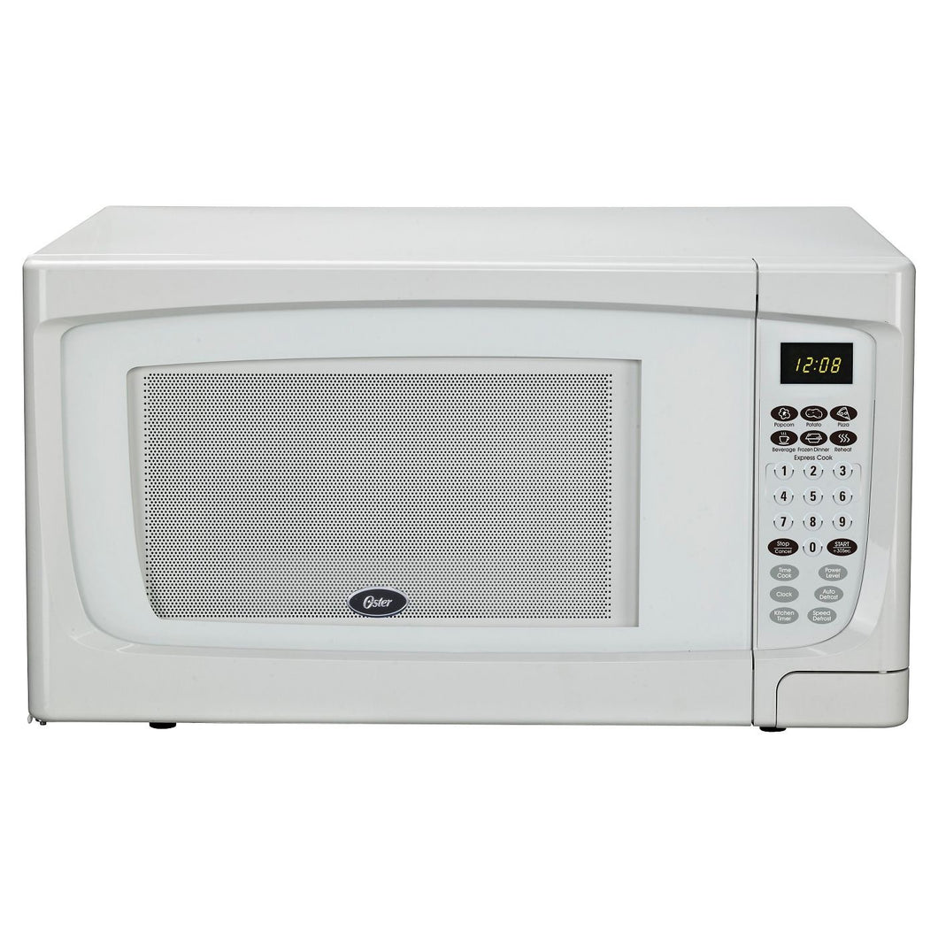 Oster 1.6 Cu. Ft. 1100 Watt Microwave Oven - White OGR41603W *LOCAL PICKUP ONLY