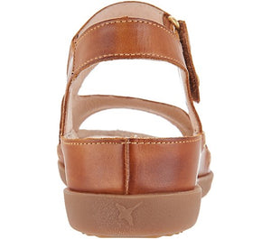 Pikolinos Leather Ankle Strap Sandals, Cadaques - Midtown Bargains