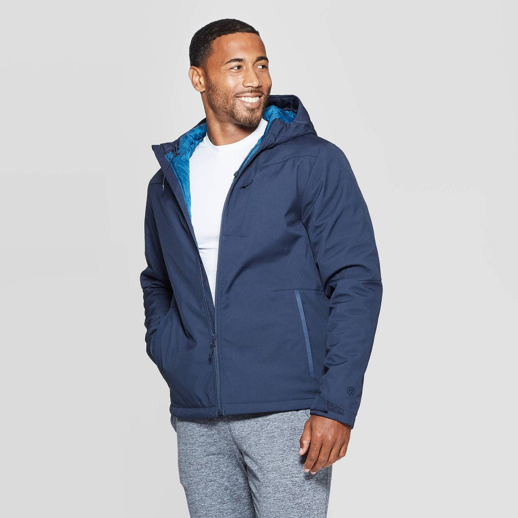 Men's Insulated Softshell Jacket - C9 Champion, Small - Midtown Bargains