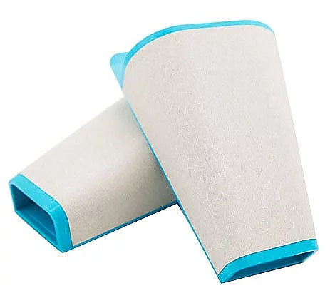 Pedisand Hands Free Foot File with 3 Replacement Sheets - Midtown Bargains