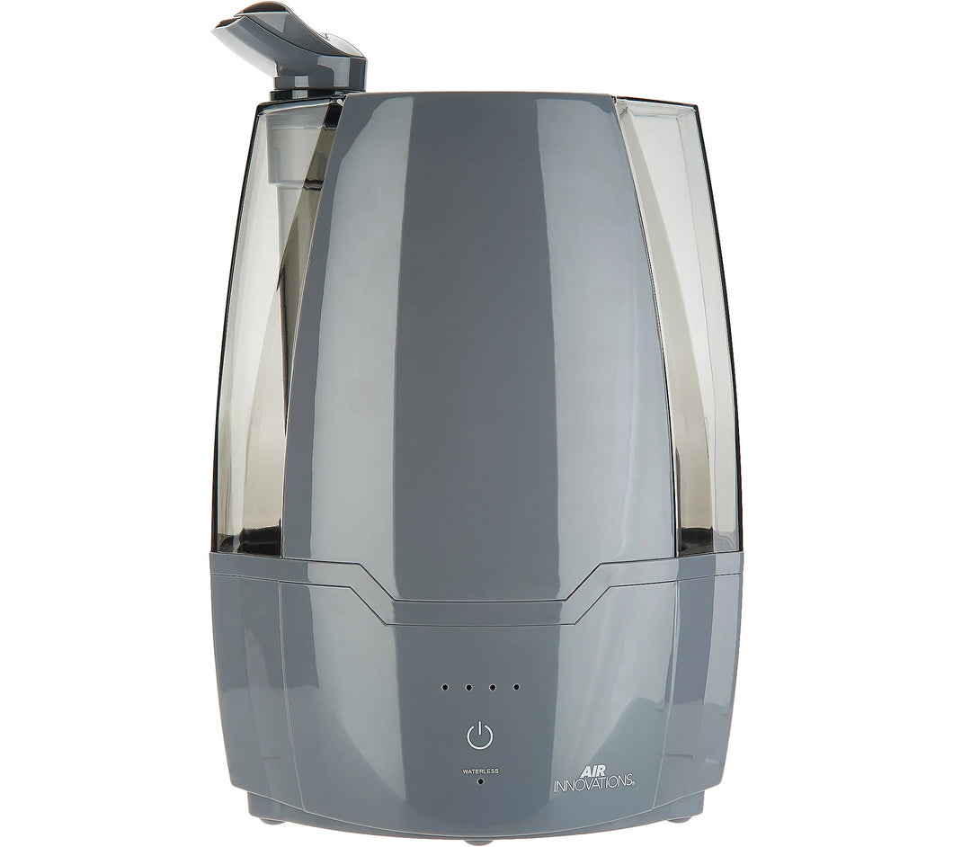 Air Innovations Clean Mist Humidifier with Sensa Touch and Aroma Tray Platinum - Midtown Bargains