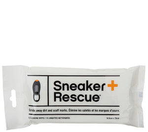 40-Piece Shoe, Boot & Sneaker Cleaning Wipes by BootRescue - Midtown Bargains