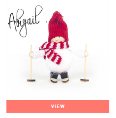 Abigail new cute angel xmas