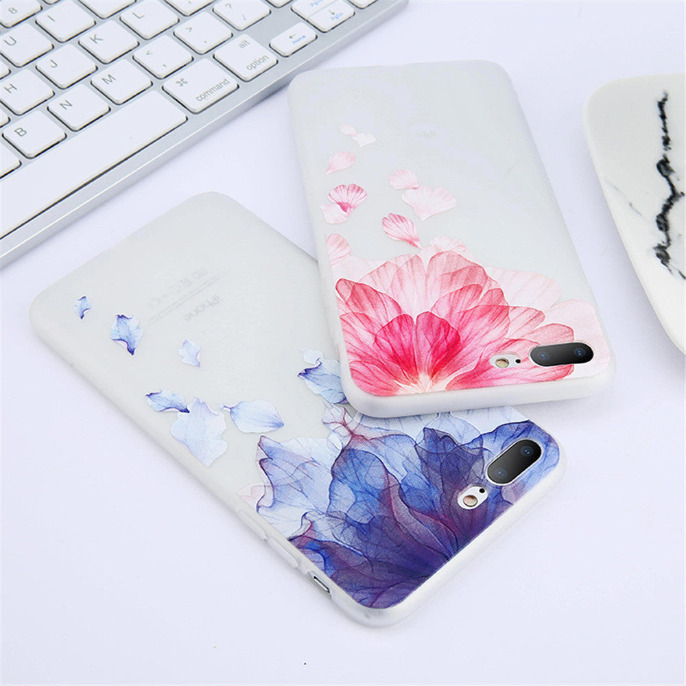 The Fallen Petals iPhone case - CaseBubble