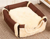 Image of PupComfy™ - Dual Purpose Pup Bed & Kennel