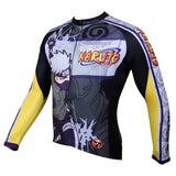 Uzumaki Naruto/Hatake Kakashi NARUTO - Apparel Outdoor Sports Gear Leisure Biking T-shirt Biking Wear Cartoon World -  Men's Short/long-sleeve Cycling Jersey/Kits/Pant