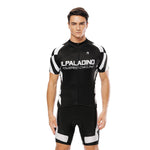 POWERED CYCLING Letter Cycling Short-sleeve Jersey/Suit Biking Shirts Summer Kit NO. 817
