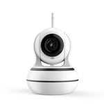13P WiFi Wireless IP Home Office Security Camera  Night Vision Human Tracking Camera & HD Photo Child Care Security Online Watching  Built-in Nursery Rhymes Motion Detection