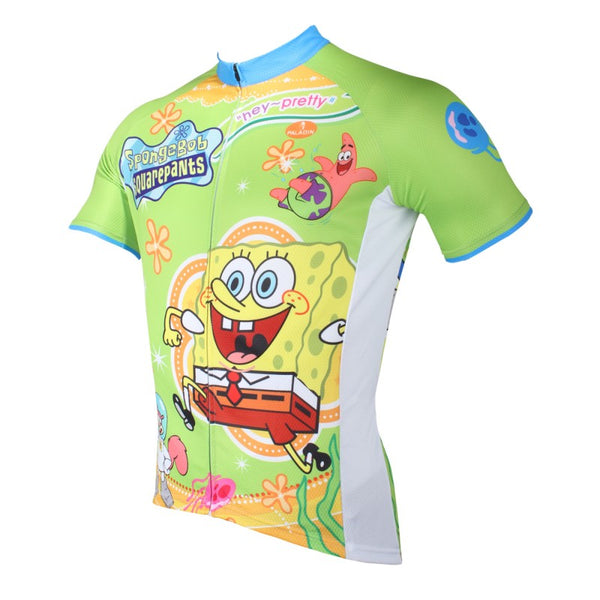 0b91761c0 ... SpongeBob SquarePants Gary Patrick Star Sandy Cheeks Cartoon World -  Summer Bicycling Pro Cycle Clothing Racing ...