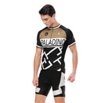 Maze Brown Cycling Short-sleeve Jersey/Suit Summer Kit NO. 813