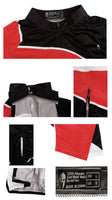 Eagle Black&Red Men's Cycling Jersey/Suit Short Sleeve Summer Biking Shirts Kit NO.649
