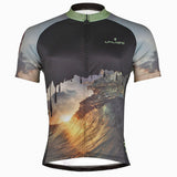 Sea Wave Men's Professional Cycling Jersey Summer NO.752